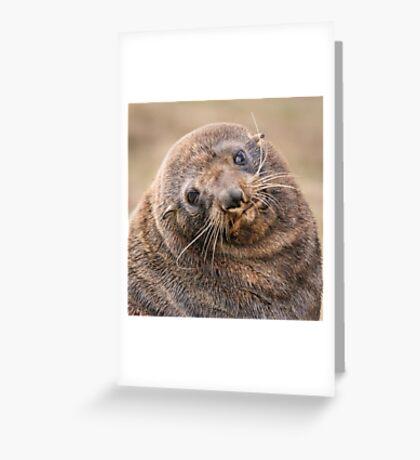 El Moustachio Greeting Card