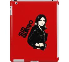 Suzi Quatro iPad Case/Skin