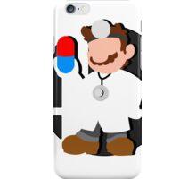 Smash Bros: Dr. Mario iPhone Case/Skin