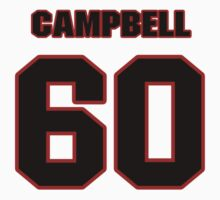 NFL Player Jairus Campbell sixty 60 by imsport