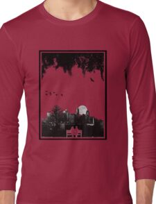 Dornoch Terrace Moonrise Long Sleeve T-Shirt