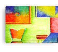 Kitschen Drugs Canvas Print