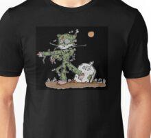 Walking cat Unisex T-Shirt