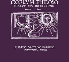 Coelum Philosphorum - Medieval Alchemy Unisex T-Shirt
