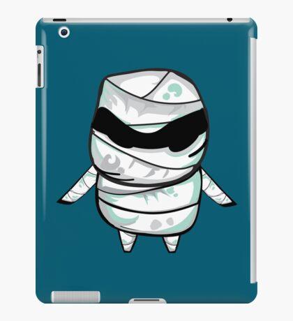 ninja drawing cartoon cool asia illustration pop iPad Case/Skin