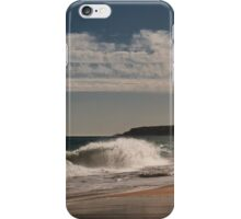 Facing the Waves iPhone Case/Skin