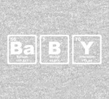 Baby - Periodic Table One Piece - Long Sleeve