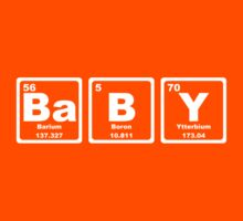 Baby - Periodic Table Kids Clothes