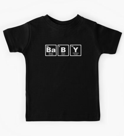 Baby - Periodic Table Kids Tee