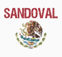 Sandoval Surname Mexican by surnames