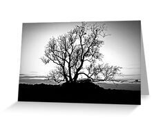 Stand Strong Greeting Card