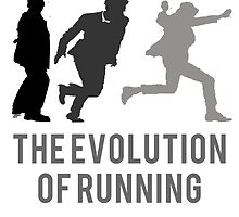 The Evolution Of Running by ItsSabYo