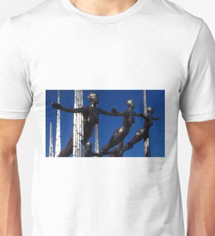 Formation 16:9 Unisex T-Shirt