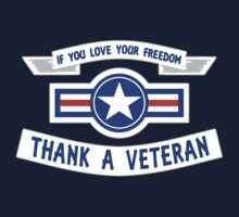 Thank a Veteran Kids Clothes