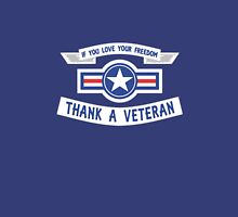 Thank a Veteran Unisex T-Shirt