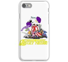 JUSTICE FRIENDS iPhone Case/Skin