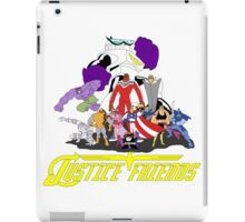 JUSTICE FRIENDS iPad Case/Skin