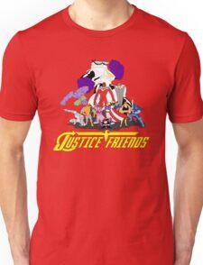 JUSTICE FRIENDS Unisex T-Shirt