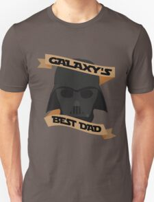 Galaxy's Best Dad T-Shirt