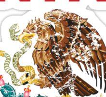 Santana Surname Mexican Sticker