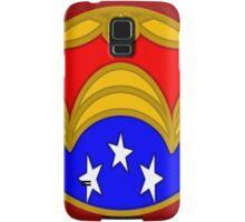 Amazon Princess - Minimal Comic Book Superhero Logo Samsung Galaxy Case/Skin