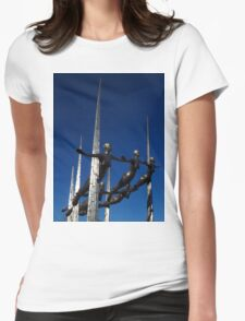 Aviation Leason Womens Fitted T-Shirt
