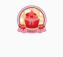 Sweet Strawberry Cupcake T-Shirt