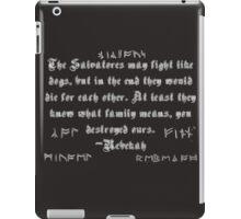 The Originals iPad Case/Skin