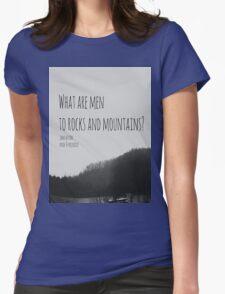 Jane Austen Mountain T-Shirt
