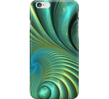 Bubble spiral iPhone Case/Skin