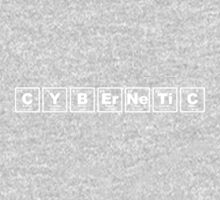 Cybernetic - Periodic Table Kids Clothes