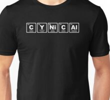 Cynical - Periodic Table Unisex T-Shirt