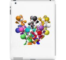 Yoshi Fever iPad Case/Skin