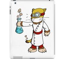 Dr Frankencat iPad Case/Skin
