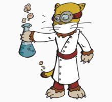 Dr Frankencat by maxdiet