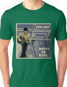 Son Volt Notes Of Blue Tour 2017 Unisex T-Shirt