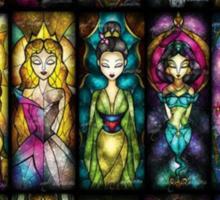 disney princesses Sticker