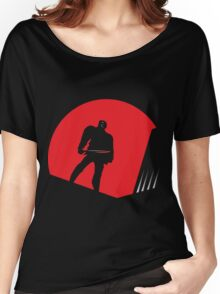 Jason Takes Gotham City Women's Relaxed Fit T-Shirt