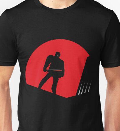 Jason Takes Gotham City Unisex T-Shirt
