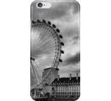 Eye of the Storm- London iPhone Case/Skin