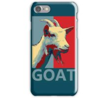 GOAT iPhone Case/Skin