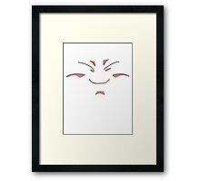 Majin Bu Framed Print
