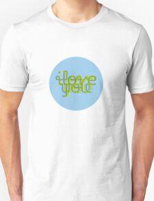 I love Y T-Shirt