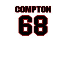 NFL Player Tom Compton sixtyeight 68 Photographic Print