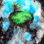 serenity in space by HiddenStash