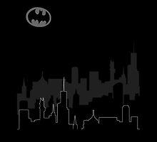 GothamCity by Furfantarex