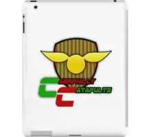Caerphilly Catapults iPad Case/Skin