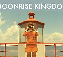 Moonrise Kingdom by Ginger Alen