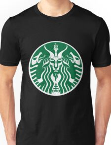 Cup Baphomet  starbucks Unisex T-Shirt