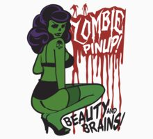 Zombie Pinup #1 T-Shirt
